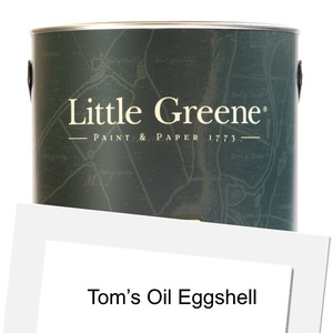Tom's Oil Eggshell